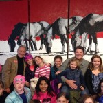 Duke Beardsley and kids
